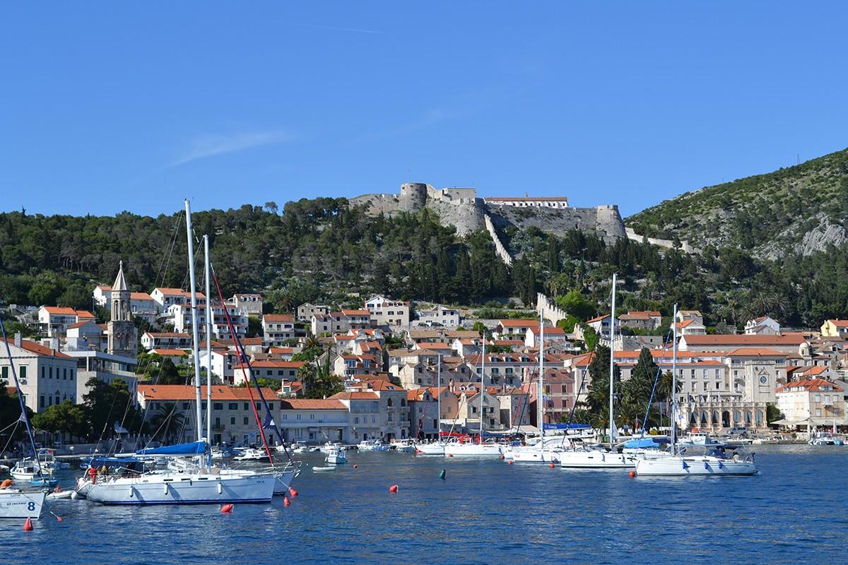 South Dalmatia Boat & Bike