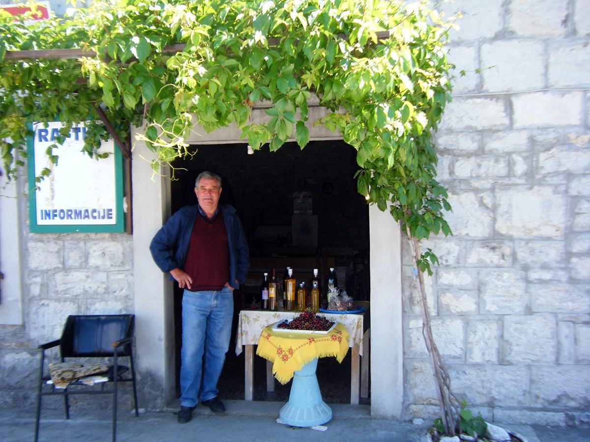 South Dalmatia Food