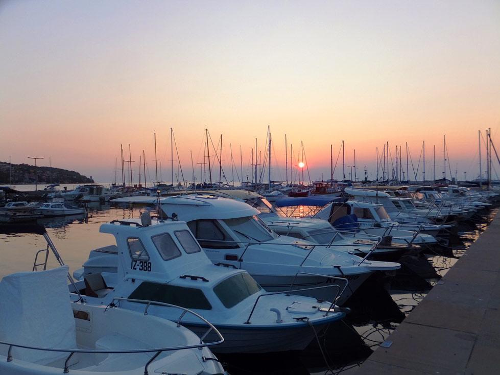 Koper Harbour