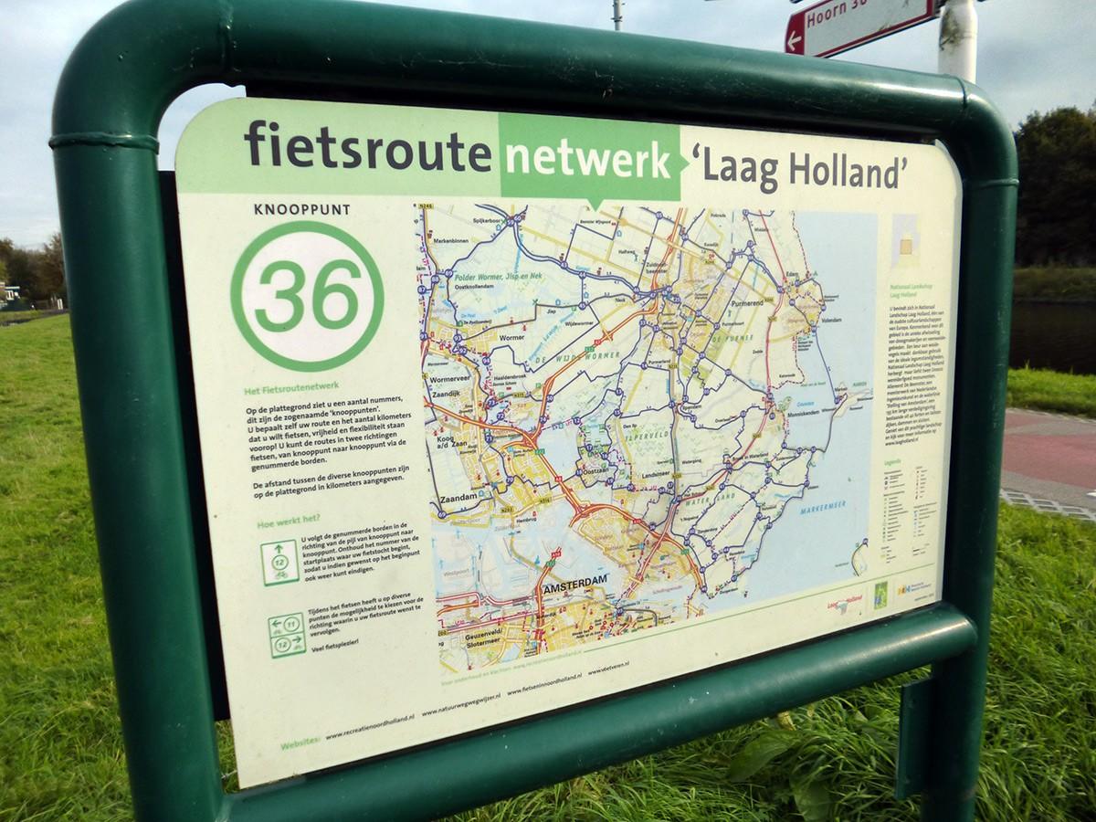 Junction Network Signpost