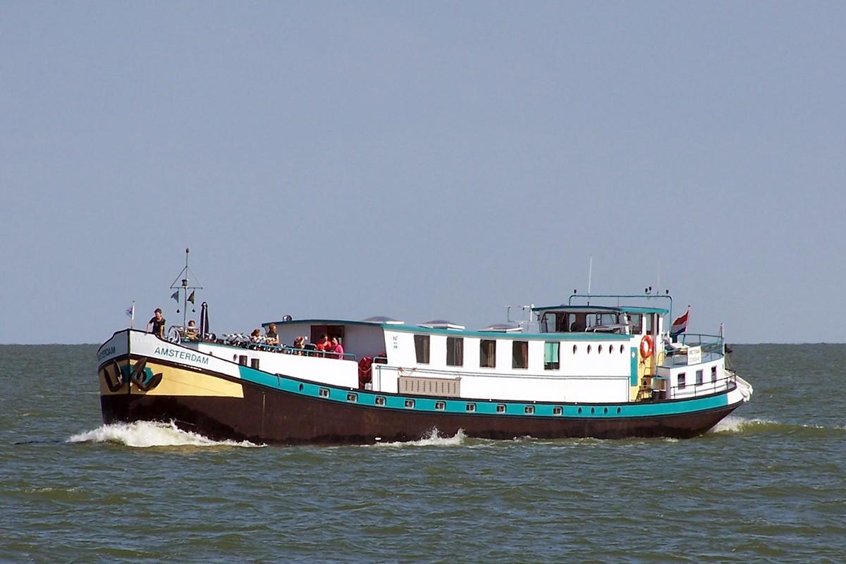 Amsterdam Barge