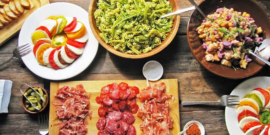 Umbria foods