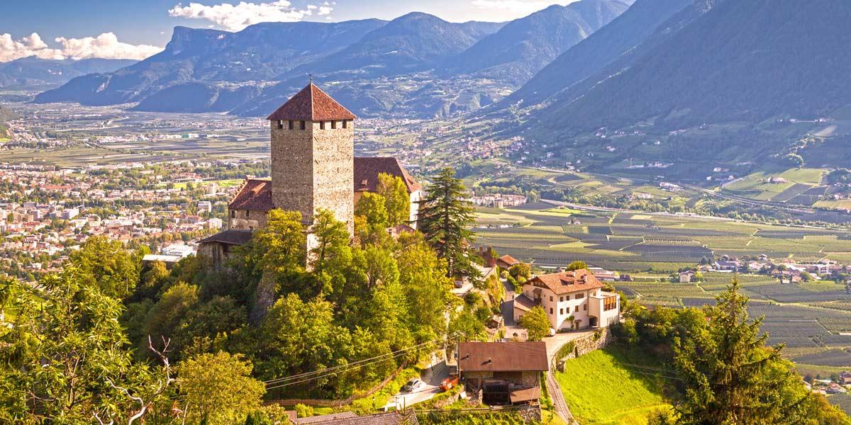 Bolzano Castle, Italy