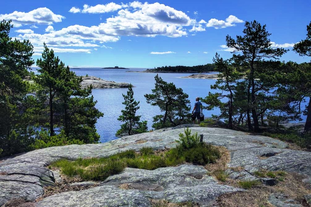 Sweden Cycling Blog