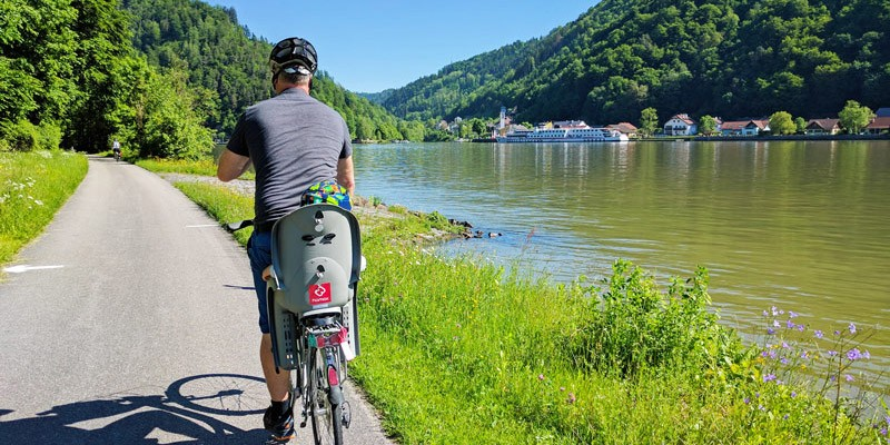 Danube River Cycle Path