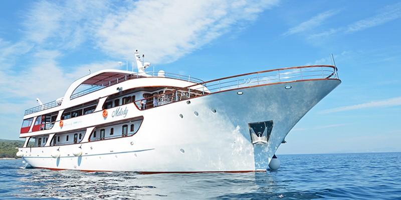 Melody Boat, Croatia
