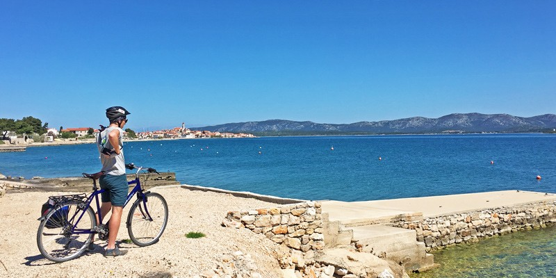 Cycle tour Croatia