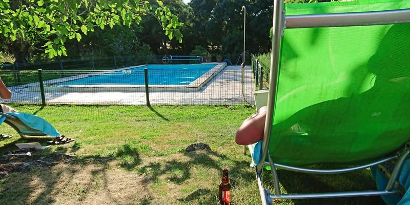 Alentejo farmhouse pool, Portugal