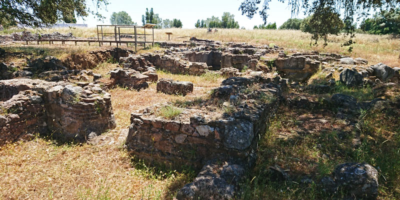 Tourega Roman Ruins
