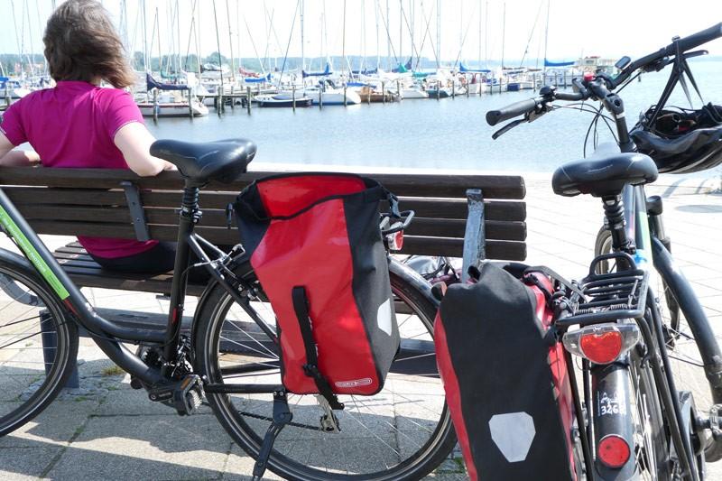 German Riviera cycling