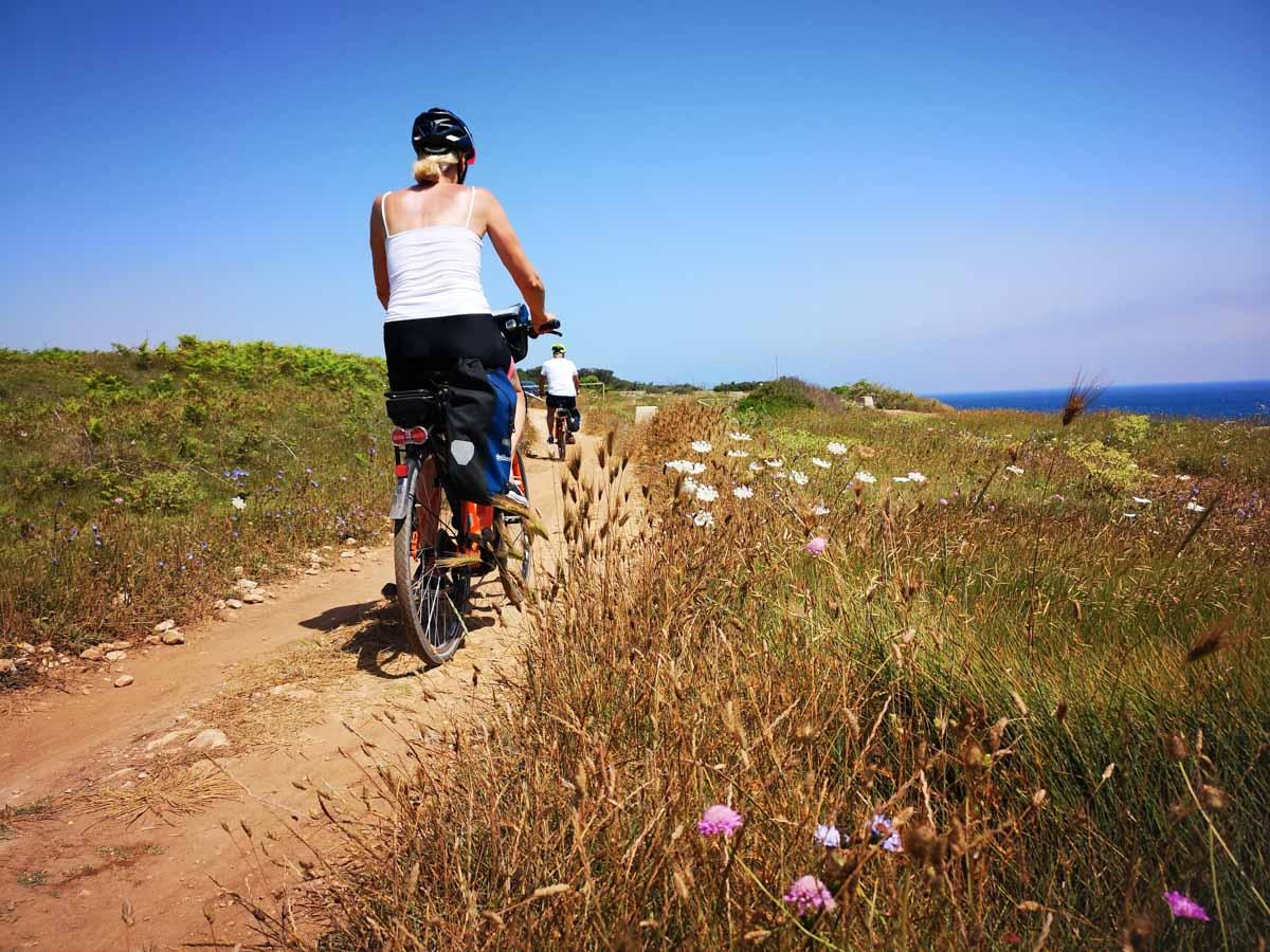 Puglia cycling