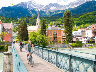 au019 - Innsbruck cycling tour