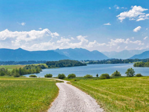 GE012 - Lakes Of Southern Bavaria - Lake Riegsee