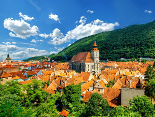Brasov Town, Romania