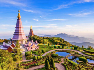 Highlights of Northern Thailand - Chiang Mai Pagodas