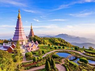 Highlights of Northern Thailand - Chiang Mai Pagodas
