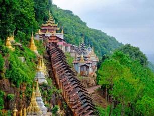 Highlights of Myanmar - Pindaya Caves