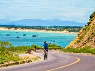 vn004 - Coastal cycling in Vietnam