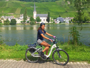 E-bike, Moselle Valley