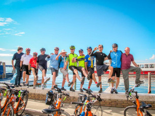 it014 - Guided cycling tour Italy