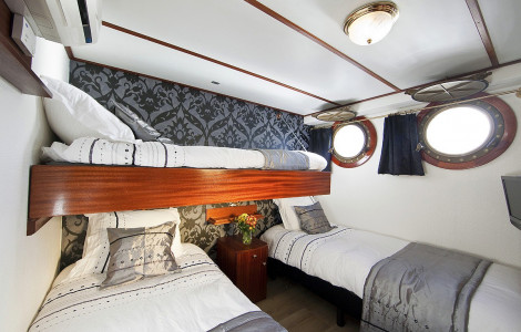MS Magnifique - Triple Cabin