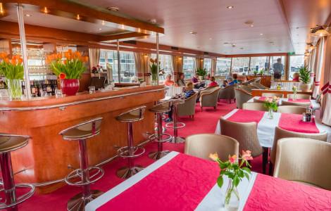 MS Fluvius - Bar & Restaurant