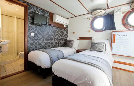 MS Magnifique - Twin Cabin