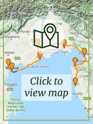 Venice to Porec