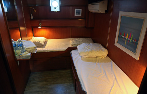 Twin Cabin - L'Estello