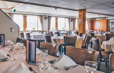 MS Arlene II - Restaurant