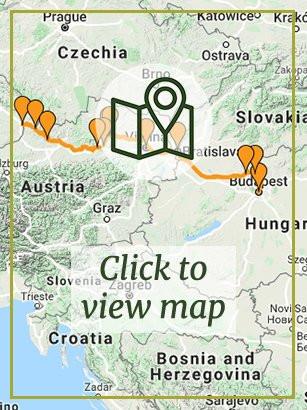 Danube River - 4 Countries - Boat & Bike
