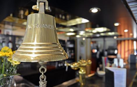 MS Normandie - Bell
