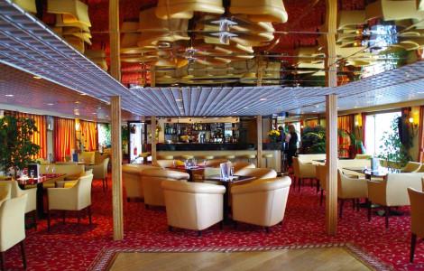MS Normandie - Saloon