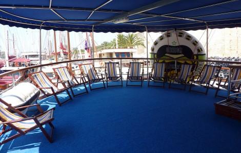 Stern Deck