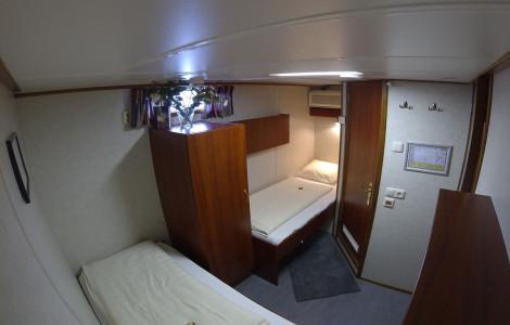 Zwaantje - Twin Cabin