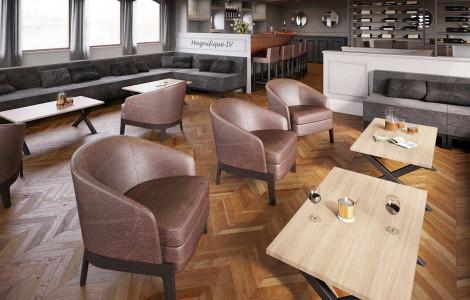 Lounge - Artist's impression