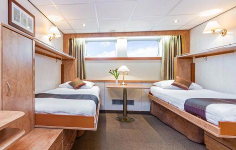 MS Fortuna - Standard Cabin