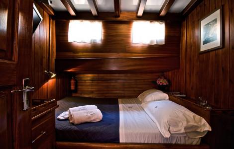 Deriya Deniz - Double Cabin