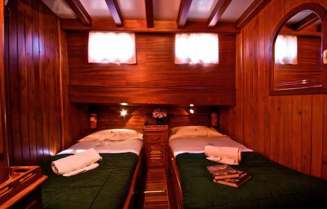 Deriya Deniz - Twin Cabin