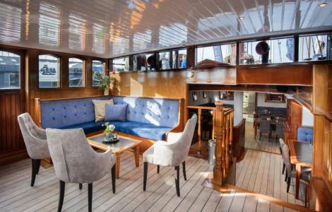 Leafde fan Fryslân - Lounge area
