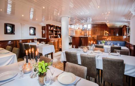 Leafde fan Fryslân - Restaurant