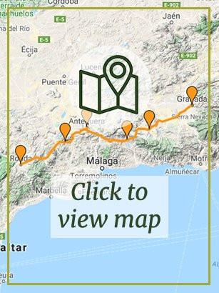Granada to Ronda