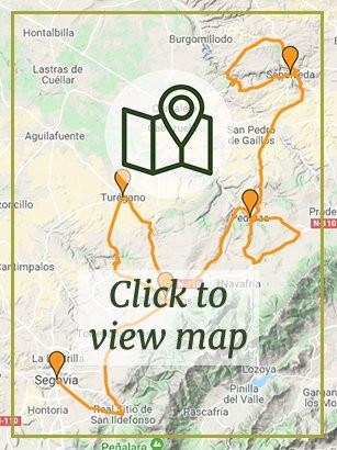 Segovia - Medieval Villages & Castles