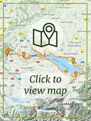 Lake Constance & Rhine Falls
