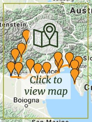 Bolzano to Venice and on to Porec
