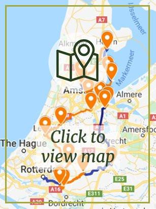 Best of Holland - Boat & Bike