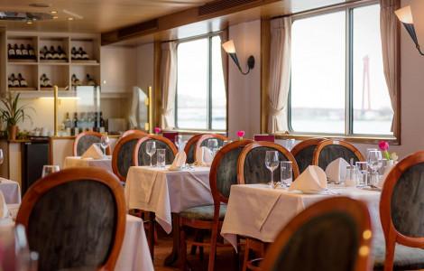 MS Olympia - Restaurant