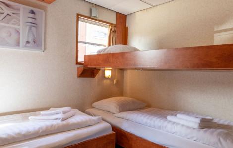 De Nassau - Triple Cabin Lower Deck