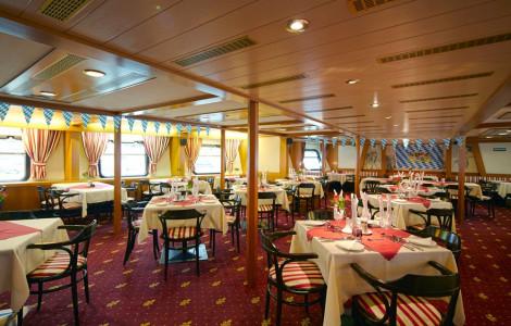 MS Theodor Korner - Restaurant