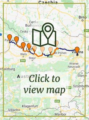 Danube River - Passau to Vienna - Boat & Bike